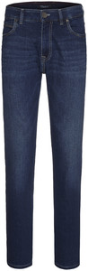 Gardeur BATU-2 Modern-Fit 5-Pocket Jeans Jeans Marine