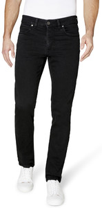 Gardeur BATU-2 Modern-Fit 5-Pocket Jeans Jeans Zwart