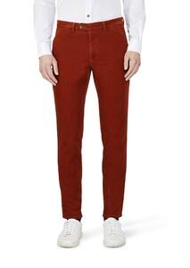 Gardeur Benny-11 Pima Corduroy Corduroy Trouser Red