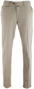 Gardeur Benny-3 Contrasted Fine-Structure Pants Sand