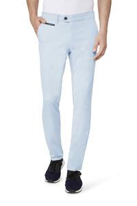 Gardeur Benny-3 Cotton Uni Broek Licht Blauw