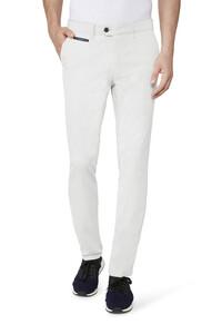 Gardeur Benny-3 Cotton Uni Broek Wit