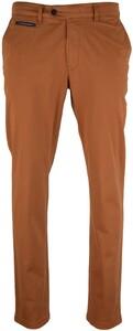 Gardeur Benny-3 Cotton Uni Pants Cognac