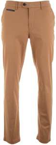 Gardeur Benny-3 Cotton Uni Pants Dark Sand