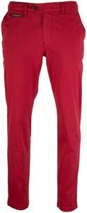 Gardeur Benny-3 Cotton Uni Pants Red