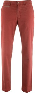 Gardeur Benny Contrasted Pants Red