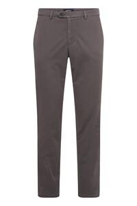 Gardeur Benny-TH Uni Flat Front Broek Midden Grijs