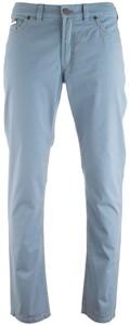 Gardeur Bevio Contrast Stitch 5-Pocket Broek Licht Blauw