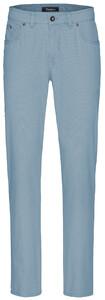 Gardeur Bill-2 5-Pocket Broek Midden Blauw