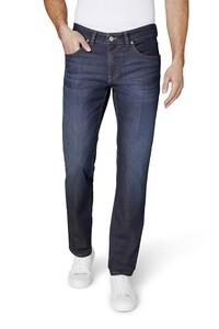Gardeur Bill-2 Fine Contrast Jeans Dark Indigo