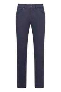 Gardeur Bill-2 Modern Fine Contrast Pants Dark Evening Blue