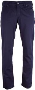Gardeur Bill-3 Cottonflex Broek Donker Blauw