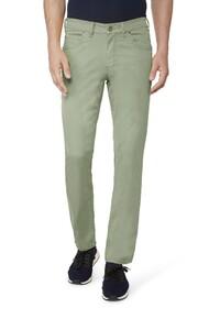 Gardeur Bill-3 Cottonflex Broek Donker Groen