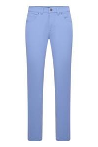 Gardeur Bill-3 Cottonflex Broek Licht Blauw