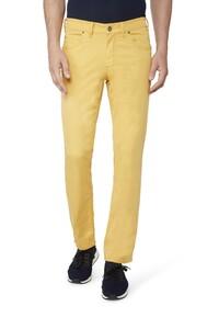 Gardeur Bill-3 Cottonflex Pants Yellow