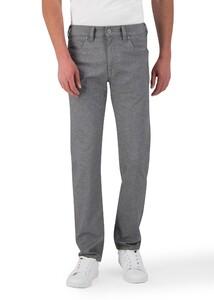 Gardeur Bill-3 Ewoolution Fantasy Dot Pants Light Grey