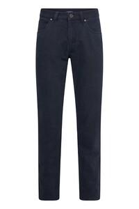 Gardeur Bill-3 Fine Pattern Jeans Donker Blauw