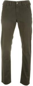 Gardeur Bill-3 Fine Structure Pants Khaki