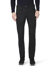 Gardeur Bill-3 Subtle Check Pants Anthracite Grey