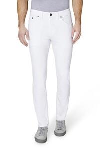 Gardeur Bill 5-Pocket Jeans Jeans Wit