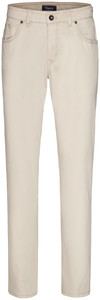 Gardeur Bill 5-Pocket Stretch Pants Light Beige