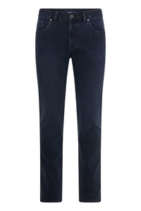 Gardeur Bill-S Comfort High Stretch Jeans Dark Denim Blue