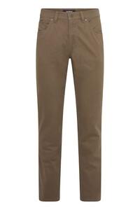 Gardeur Bill-S Fine Structure Pants Beige-Brown