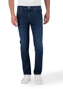 Gardeur Bradley Move Light Denim Jeans Donker Blauw