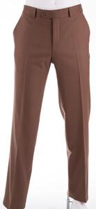 Gardeur Clima Wool Dik Pants Camel