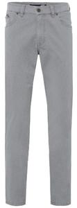 Gardeur East Coast Regatta Minidessin Pants Grey