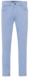 Gardeur East Coast Regatta Minidessin Pants Light Blue