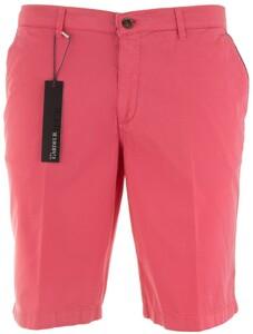 Gardeur Jasper-8 Uni Fine Contrast Bermuda Roze