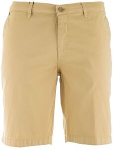 Gardeur Jasper-8 Uni Fine Contrast Bermuda Soft Yellow