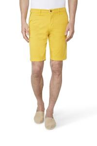 Gardeur Jasper-8 Uni Fine Contrast Bermuda Yellow