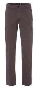 Gardeur Modern Fit Cargo Pants Mid Grey