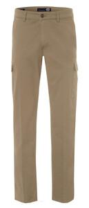Gardeur Modern Fit Cargo Pants Sand
