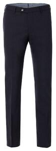 Gardeur Modern Fit Clima Wool Dun Broek Antraciet