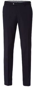 Gardeur Modern Fit Clima Wool Dun Broek Navy