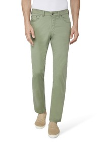 Gardeur Nevio-13 Cotton Flex Pants Green