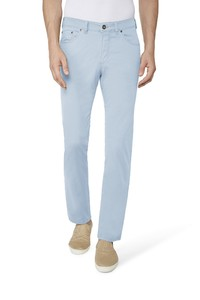 Gardeur Nevio-13 Cotton Flex Pants Light Blue