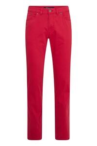 Gardeur Nevio-13 Cotton Flex Pants Red