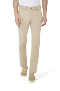 Gardeur Nevio-13 Cotton Flex Pants Sand