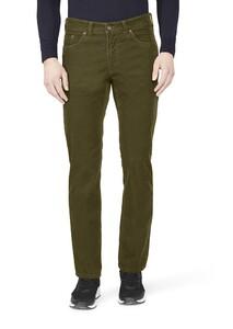 Gardeur Nevio-13 Pima Corduroy Corduroy Trouser Olive