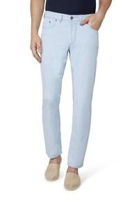 Gardeur Nevio-13 Sun Faded Cotton Broek Licht Blauw