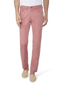 Gardeur Nevio-13 Sun Faded Cotton Pants Rosa