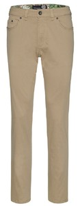 Gardeur Nevio 5-Pocket Stretch Pants Camel