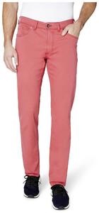 Gardeur Nevio 5-Pocket Stretch Pants Fel Rood