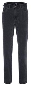 Gardeur Nevio-8 FineCord 5-Pocket Corduroy Trouser Anthracite Grey