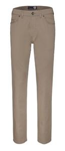 Gardeur Nevio Regular-Fit Summer 5-Pocket Pants Mid Brown