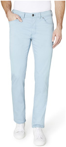 Gardeur Nevio Regular-Fit Summer 5-Pocket Pants Pastel Blue